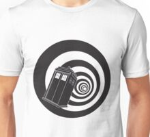 Doctor Who - TARDIS Mod Vortex Time Tunnel Unisex T-Shirt