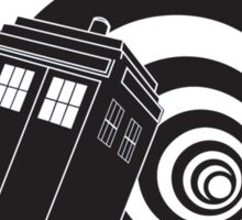 Doctor Who - TARDIS Mod Vortex Time Tunnel Sticker