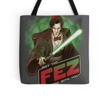 May the Fez be With You Tote Bag