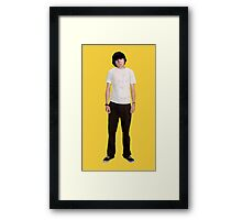 Dwayne Framed Print