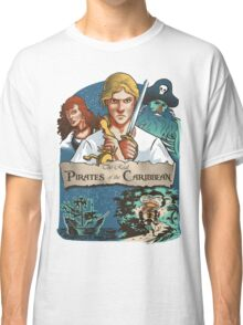 The real Pirates of the Caribbean Classic T-Shirt