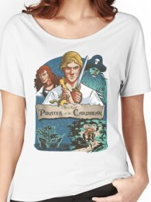 The real Pirates of the Caribbean Women's Relaxed Fit T-Shirt