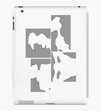 Cowboy Bebop Panels iPad Case/Skin