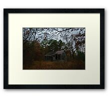 Abandoned Framed Print