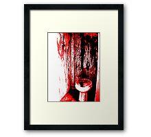 Werewolf in a Girls' Dormitory Framed Print