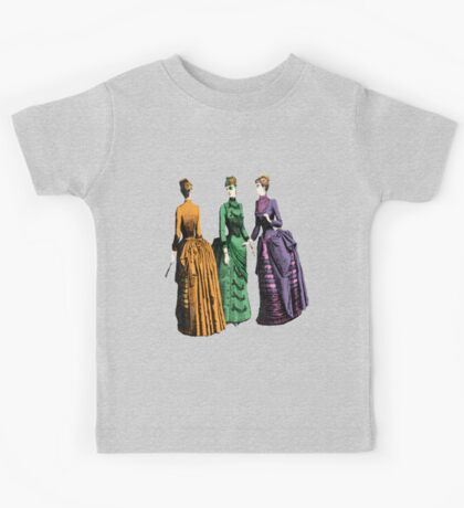 Totally 1880s Kids Tee