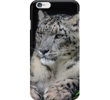 Snow Leopard iPhone iPhone Case/Skin