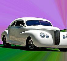 1950 Packard Custom Coupe by DaveKoontz