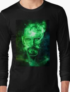 Breaking Bad green Long Sleeve T-Shirt