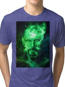 Breaking Bad green Tri-blend T-Shirt