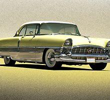 1956 Packard 'The Four Hundred' by DaveKoontz