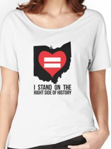Equality for Ohio Women's Relaxed Fit T-Shirt