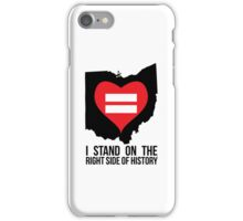 Equality for Ohio iPhone Case/Skin