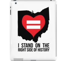 Equality for Ohio iPad Case/Skin