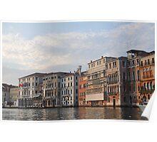 Venice scene Poster