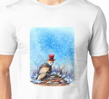 Encounter in the Snow Unisex T-Shirt