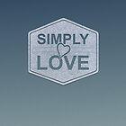 Simply Love. by Eddie Irvin