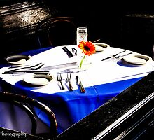 A Table Awaits by Satom M Chhim