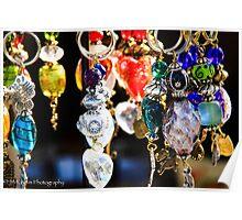 Dangling Jewels Poster