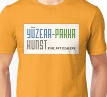 Yüzera-Paka Kunst Unisex T-Shirt