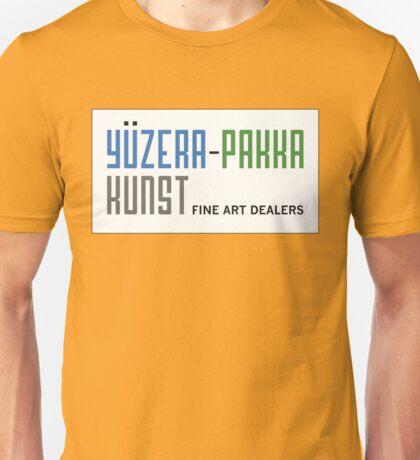 Yüzera-Paka Kunst T-Shirt