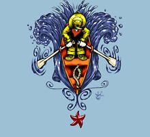 Little Man in the Boat Unisex T-Shirt