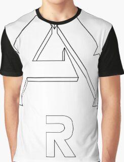 ARK Survival Evolved Minimalist White Graphic T-Shirt