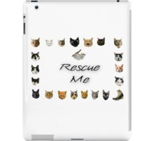 Rescue Me iPad Case/Skin