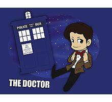 Doctor Who - 11th Doctor Photographic Print