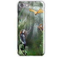 Divergent Paths of Evolution iPhone Case/Skin