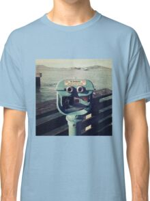 Viewing Alcatraz Classic T-Shirt