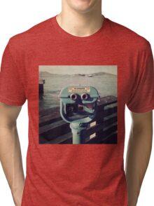 Viewing Alcatraz Tri-blend T-Shirt
