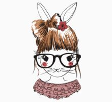Cute Design | Rabbit | Cute Rabbit by BrokenPencil