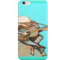 Guitar Player   iPhone Case/Skin
