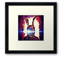 Frank The Rabbit  Framed Print