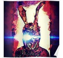 Frank The Rabbit  Poster