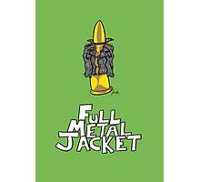 Full Metal Jacket Bullet Photographic Print