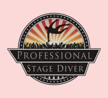 Professional Stage Diver Kids Tee
