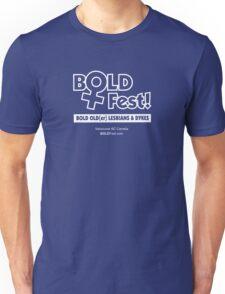 BOLDFest Fundraiser Logo Tee Unisex T-Shirt