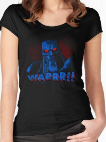 ABC War Women's Fitted Scoop T-Shirt