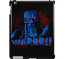ABC War iPad Case/Skin