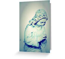 Say a Little Prayer II Greeting Card