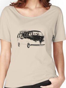 VW Split Screen Camper Women's Relaxed Fit T-Shirt