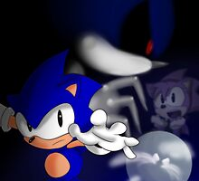 Sonic CD by Heather Honaker