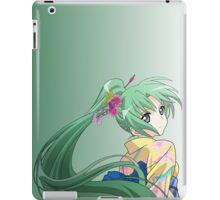 Kimono Mion Sonozaki iPad Case/Skin
