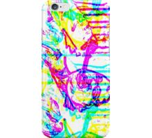 Zebra Woman iPhone Case/Skin