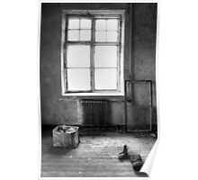 7.8.2013: Dust Scented Room Poster