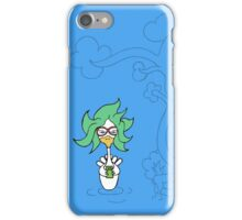 Geek Chick iPhone Case/Skin