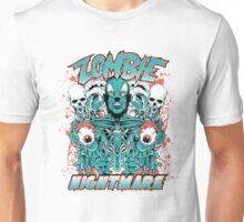 Zombie nightmare Unisex T-Shirt