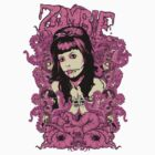 The zombie look by tshirt-factory